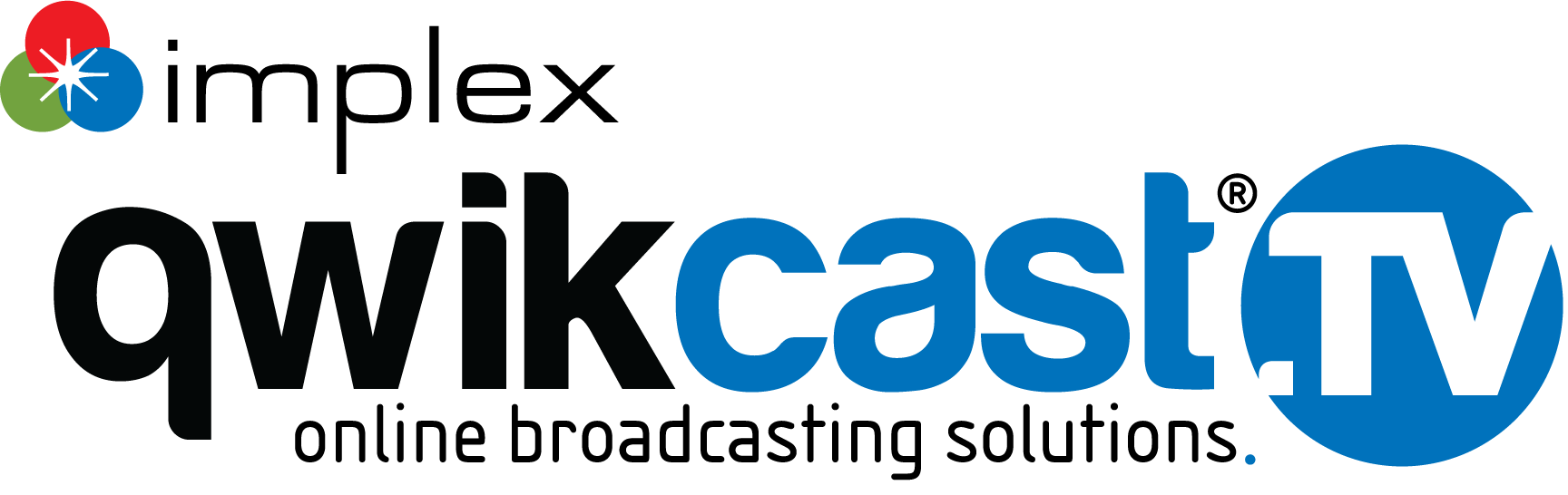 Qwikcast Logo